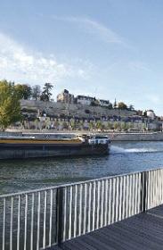 Pontoise cité fortifiée