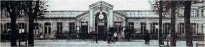 Le quartier de la gare