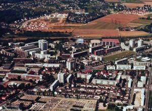 Quartier des Louvrais