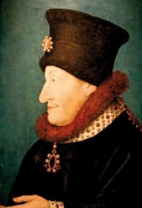Philippe II le Hardi - Anonyme 1500 - 1800 © Musée des Beaux-Arts de Dijon