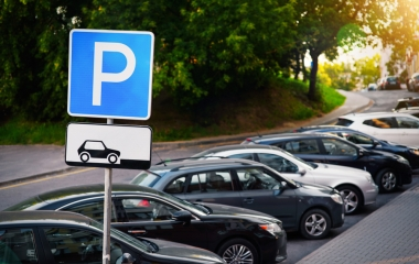 Places de stationnement