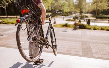 Pontoise à vélo