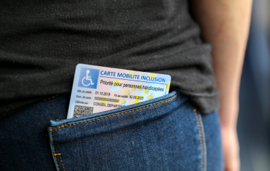 La carte mobilité inclusion (CMI)