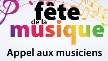 Visuel de la Fête de la Musique