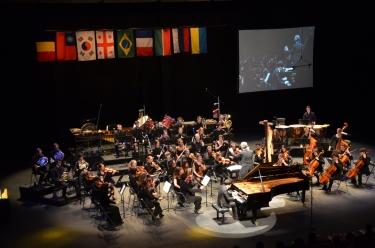 Finale du concours du Piano Campus 2013 © DR.