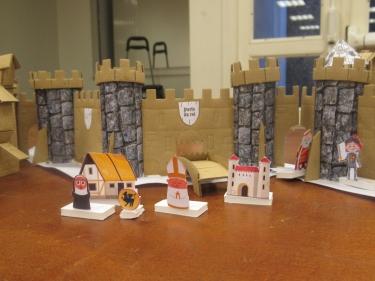 Stage « A l'assaut du château de Pontoise ! »