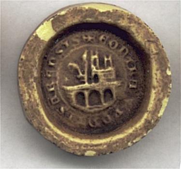 Sceau de 1355