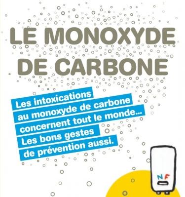 Intoxications au monoxyde de carbone : prudence !