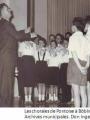 Les chorales de Pontoise en 1957