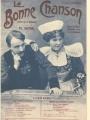 Théodore Botrel, un célèbre chansonnier, offre au public un récital de chansons bretonnes à la salle des fêtes