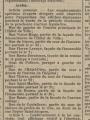 Ernet Mallet, Maire de la Ville, réglemente l'affichage électoral en s'appuyant sur la loi du 20 mars 1914