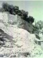 Bombardements d'août 1944 : les remparts détruits Archives Municipales de Pontoise, cote 7fi4