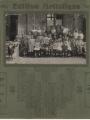 Edition du calendrier scolaire de l'année 1914