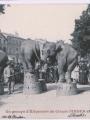 """Le grand Cirque """"Pinder"""" s'installe à Pontoise pour le plus grand plaisir des habitants"""