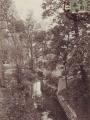 Carte postale illustrant la Viosne en 1914