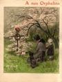 """Page de couverture du programme de la """"Journée des Orphelins de Guerre"""""""