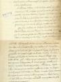 La ville accorde un crédit de 25.000 l. pour l'achat du vaisseau offert au Roi par la généralité de Paris, 1782