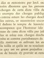 Délibération du corps de la ville de 1634, 3e partie