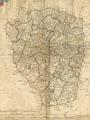 Carte des départements en 1790