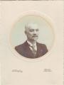 Portrait d'Ernest Mallet, Maire de Pontoise de 1904 à 1918