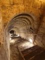 Escalier en arche à redents - Cave des Moineaux-(c) Lhomel