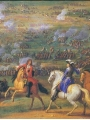 Guerre de trente ans 1618-1648. Victoire de la France qui écrasa les Espagnols à Rocroi les 18 et 19 mai 1643