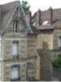 Maisons situées dans l'avenue de Maison rouge, qui témoignent de l'aménagement du début du XXème siècle