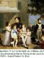 Napoléon 1er entouré de ses enfants