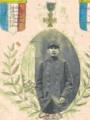 Photographie de Maurice Merdrignac. Illustrations de sa soeur. Archives municipales de Pontoise, cote 58Z1