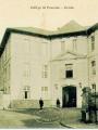 Photographie de l'hôpital auxiliaire, l'actuel collège Chabanne