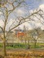 Pissarro peint Pontoise
