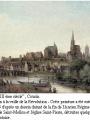 Pontoise au 18e siècle