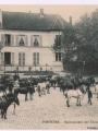 Réquisition des chevaux le 3 août à 8h, place de la Mairie