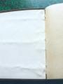 Pose d'un feuilleton de protection sur les 7 fixations du corps d'ouvrage (après leur élagage et collage) et sur les fixations des 3 brides