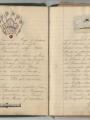 Témoignage du soldat Maurice Merdrignac (Archives municipales - fonds Renaude)