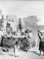 Un puits à Gorée par Adolphe d'Hastrel