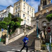 Urban Trail de Cergy-Pontoise