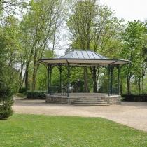 Kiosque du Jardin de la Ville