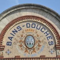 Anciens bains - Place du Parc-aux-Charrettes